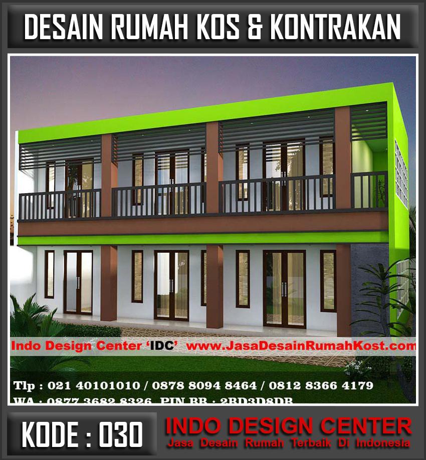 Gambar Design Rumah Kontrakan Murah