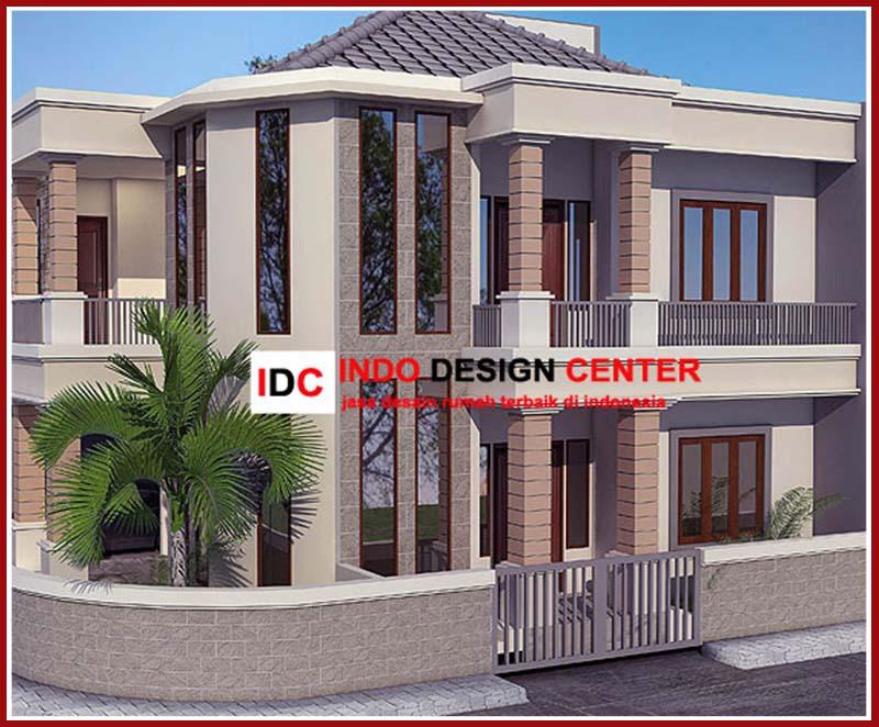 desain rumah pak buyung di bsd arsip jasa desain rumah