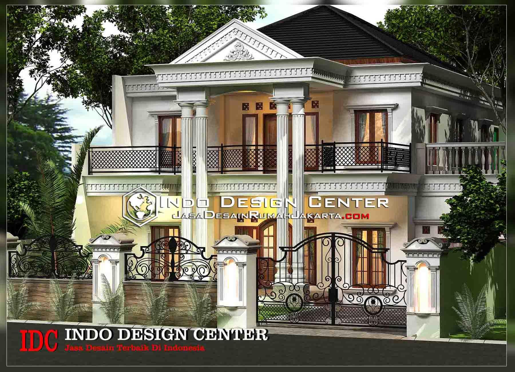 Desain Rumah Klasik Mediterania 2 Lantai Arsip - Jasa Gambar Rumah / Jasa Desain Rumah / Jasa Renovasi Rumah / Jasa Bangun Rumah /Jasa Arsitek Rumah / Di Jakarta - Di Bekasi