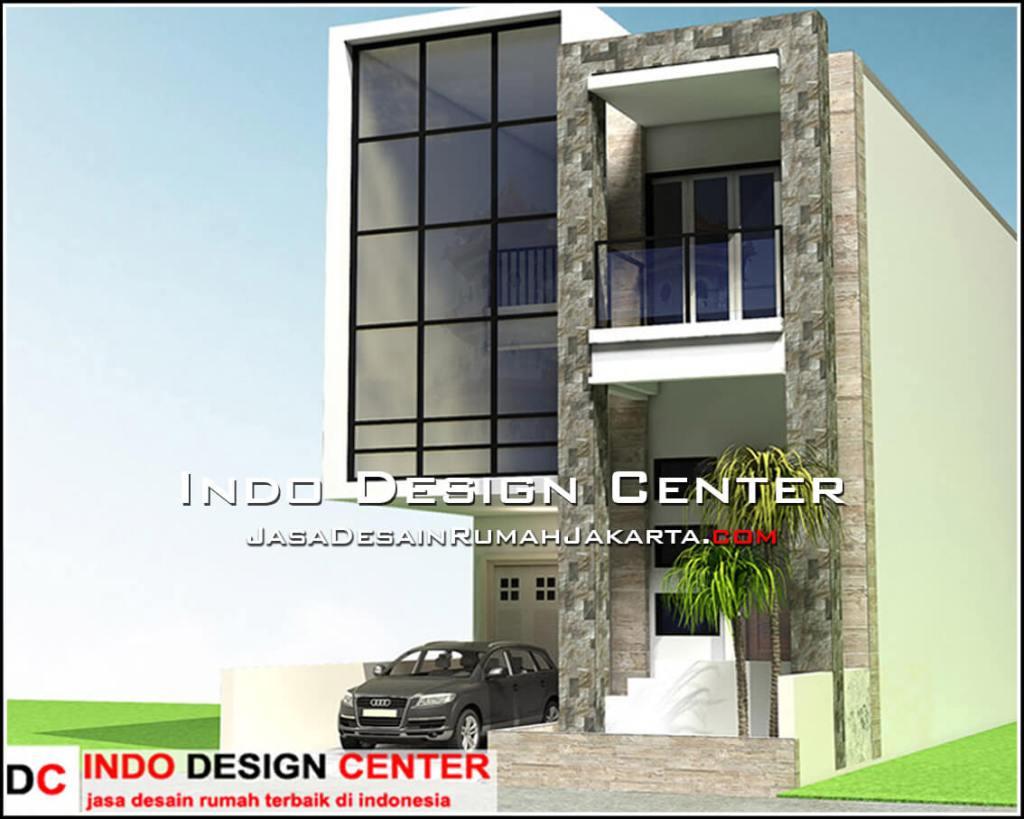 Desain Lebar Tanah 13 Meter 14 Meter Jasa Desain Rumah Jakarta