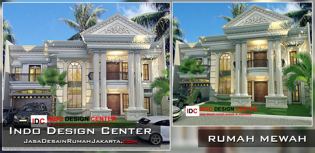 Jasa Arsitek Desain Rumah Mewah di Jakarta