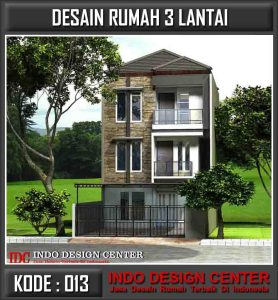 Desain Rumah Bu Sasikirana Di Bandung
