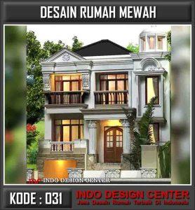 Arsitek Gambar Desain Rumah 2 Lantai Di Surabaya