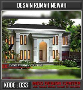 Arsitek Gambar Desain Rumah Mewah Di Surabaya
