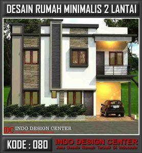 Desain Rumah Bapak Achmad Fauzan