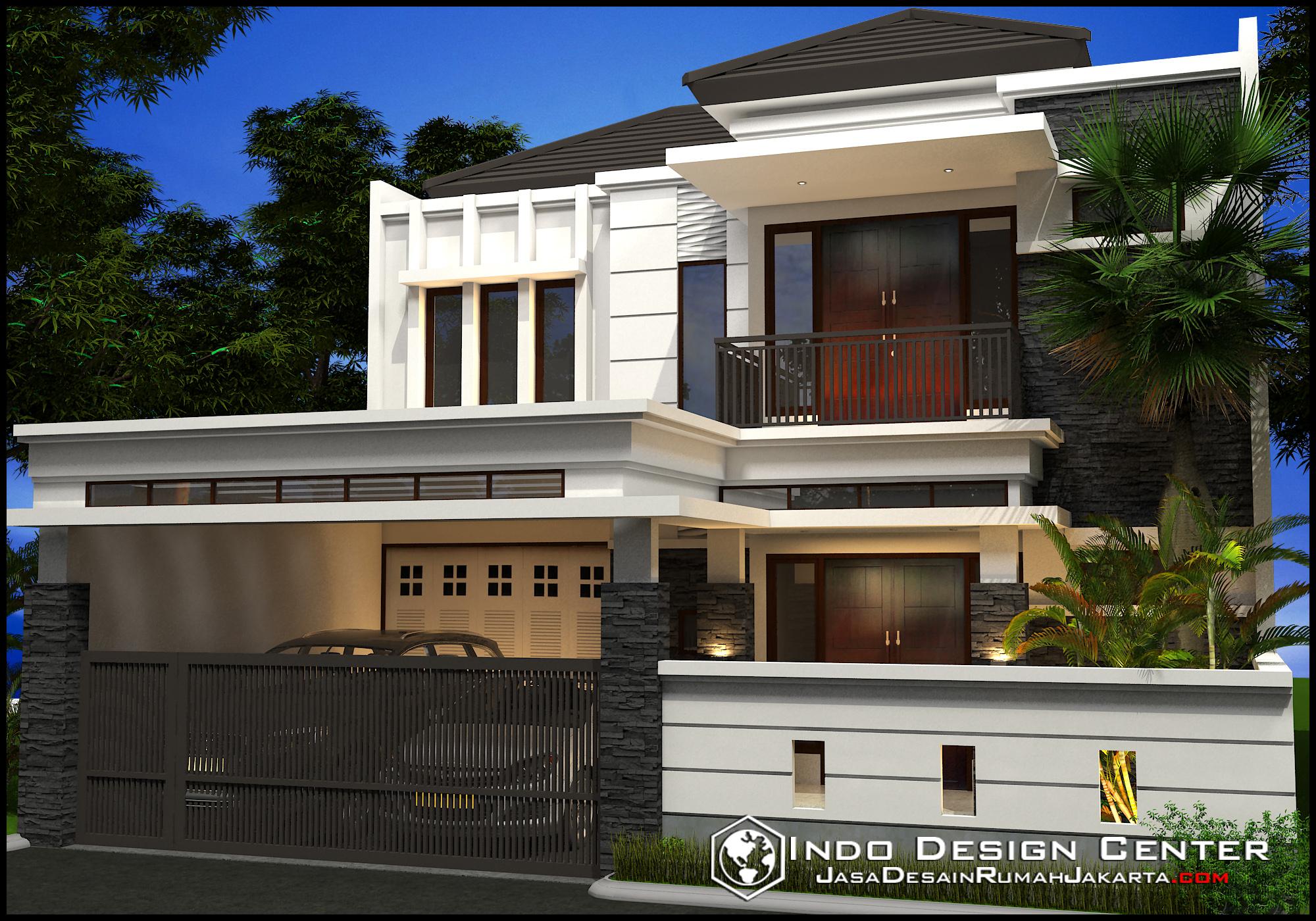 Indonesia Desain Rumah Modern Inspirasi Desain Rumah Dan