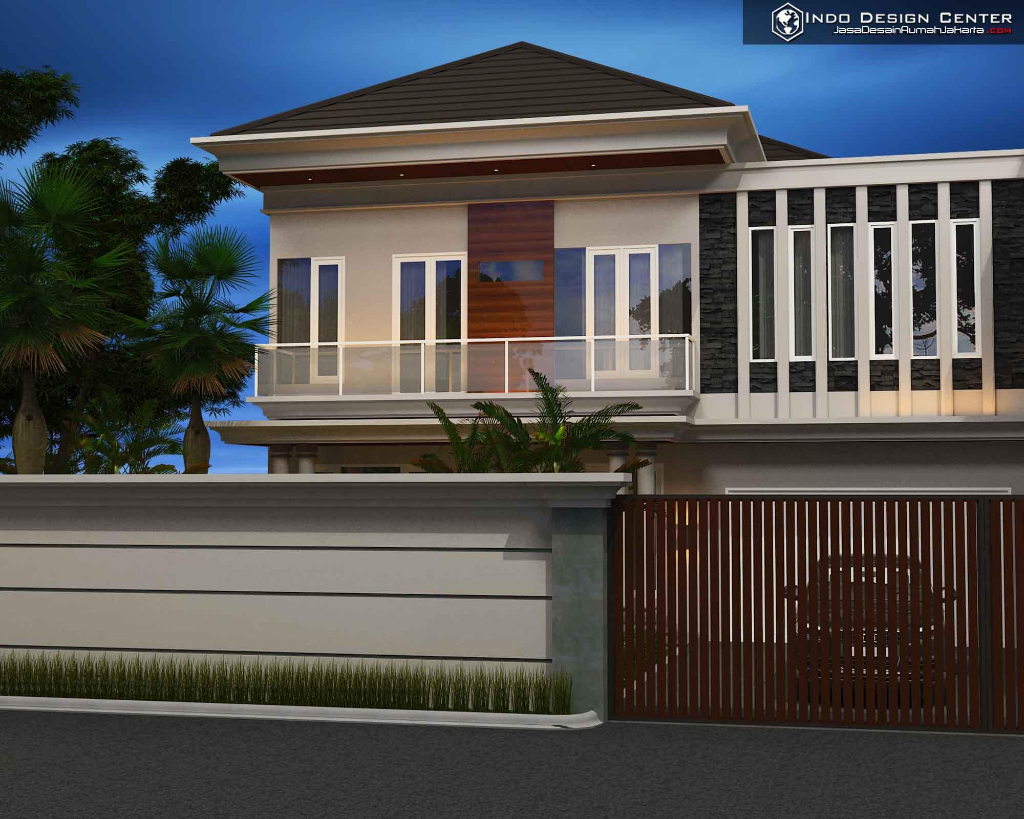 gambar rumah modern minimalis 2 lantai jasa desain rumah