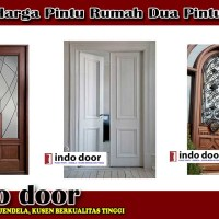 Harga Pintu Rumah Dua Pintu