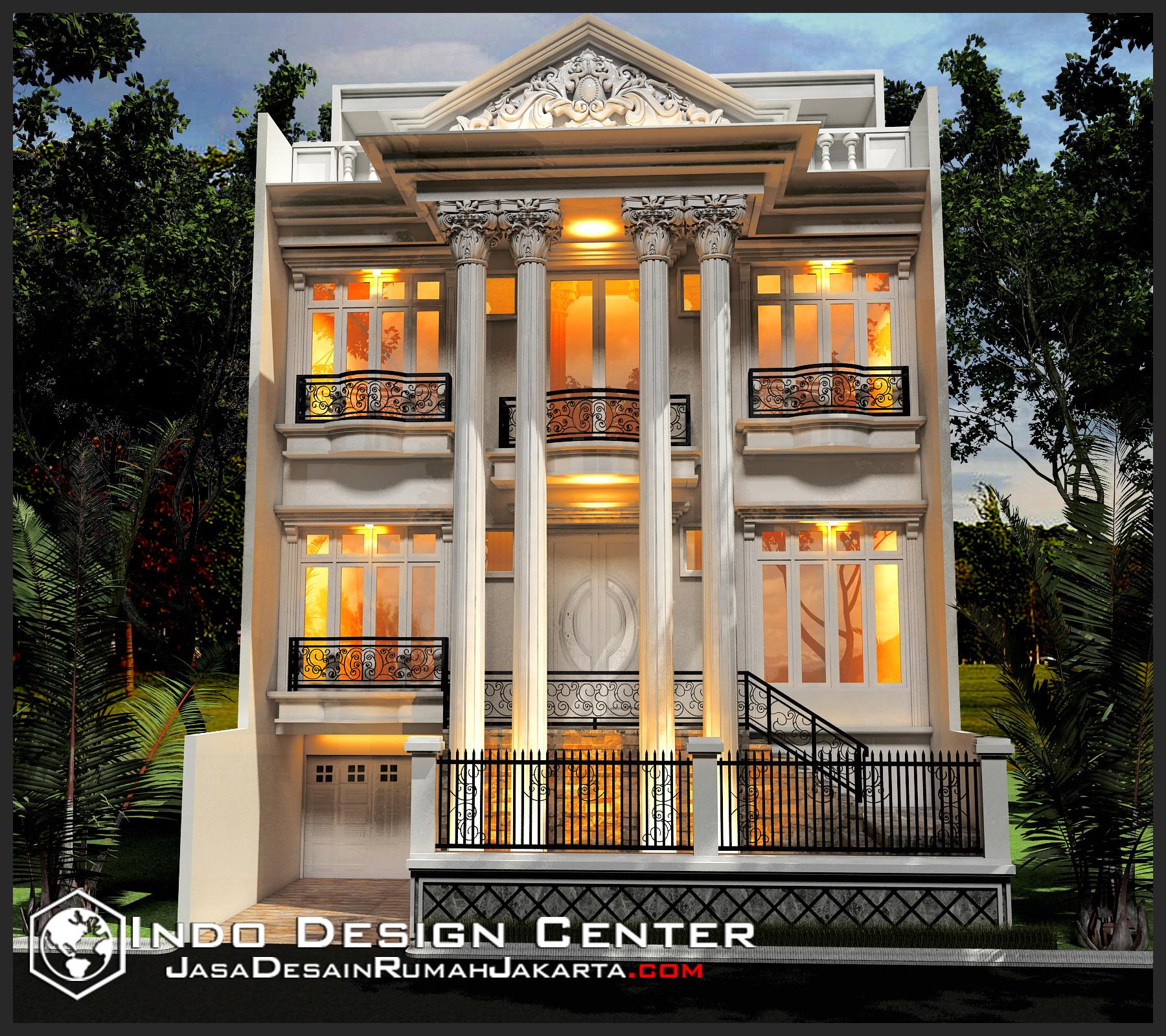 75 Model Desain Rumah Minimalis Sederhana Tapi Mewah Dan