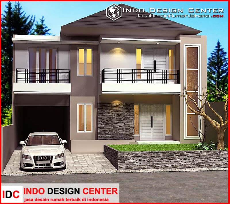 Gambar Rumah Minimalis 2 Lantai Di Bandung & Gambar Rumah Minimalis 2 Lantai Di Bandung - Jasa Desain Rumah