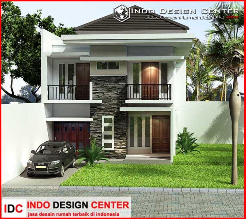 Gambar Rumah Minimalis 2 Lantai Di Bogor Jasa Desain Rumah Jakarta