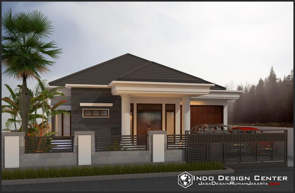 Gambar Rumah Sederhana Bapak Ginting
