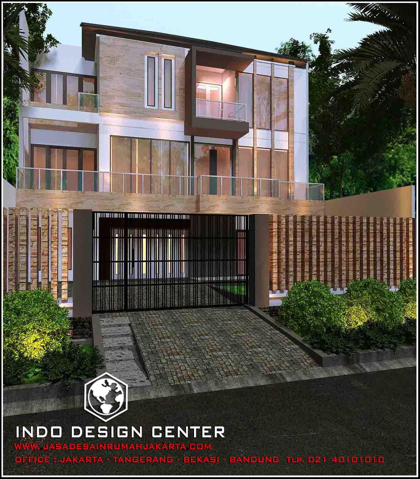 Design Interior Rumah Artis Indonesia