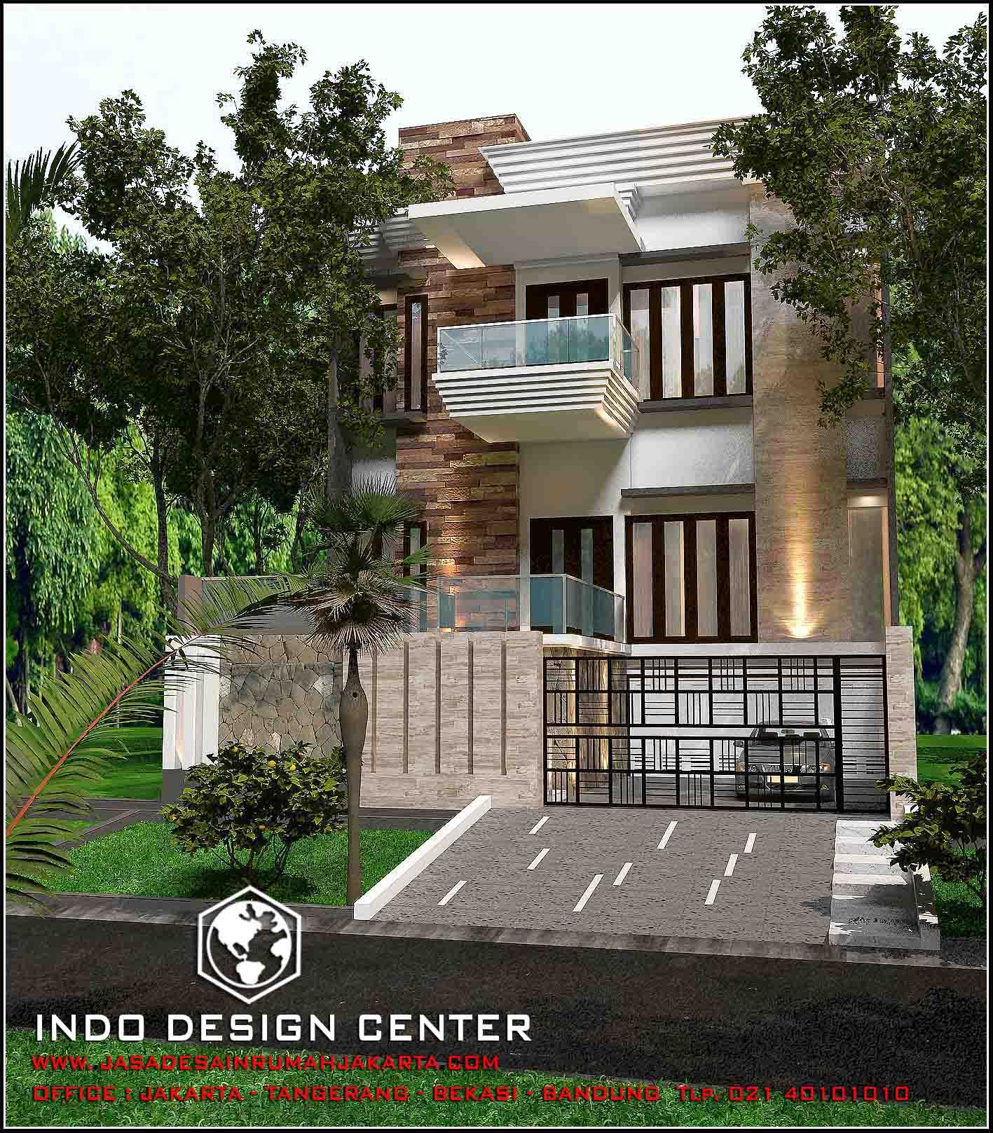Arsitek Rumah Minimalis 2 Lantai Arsip Jasa Desain Rumah Jakarta