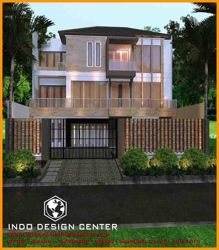 Model Rumah Modern 3 Lantai Jasa Desain Rumah Jakarta