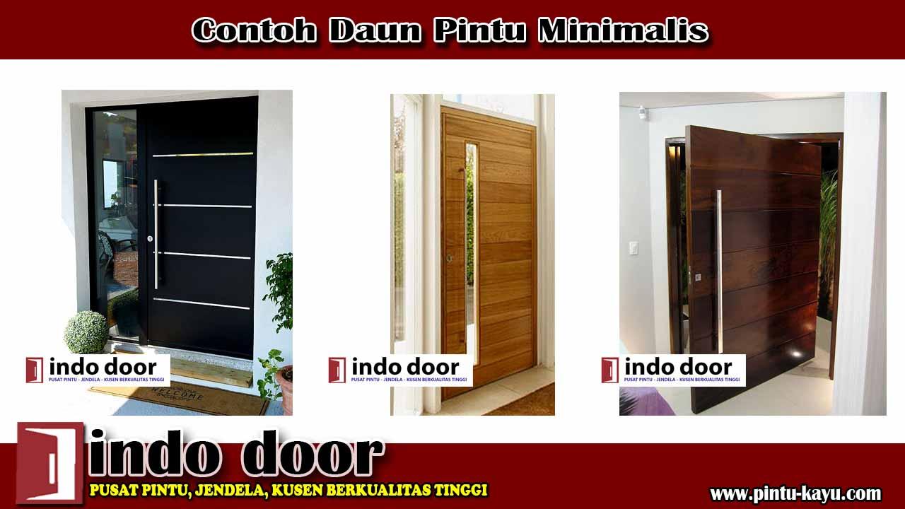 jual pintu kayu di Tangerang Arsip - Jasa Desain Rumah ...