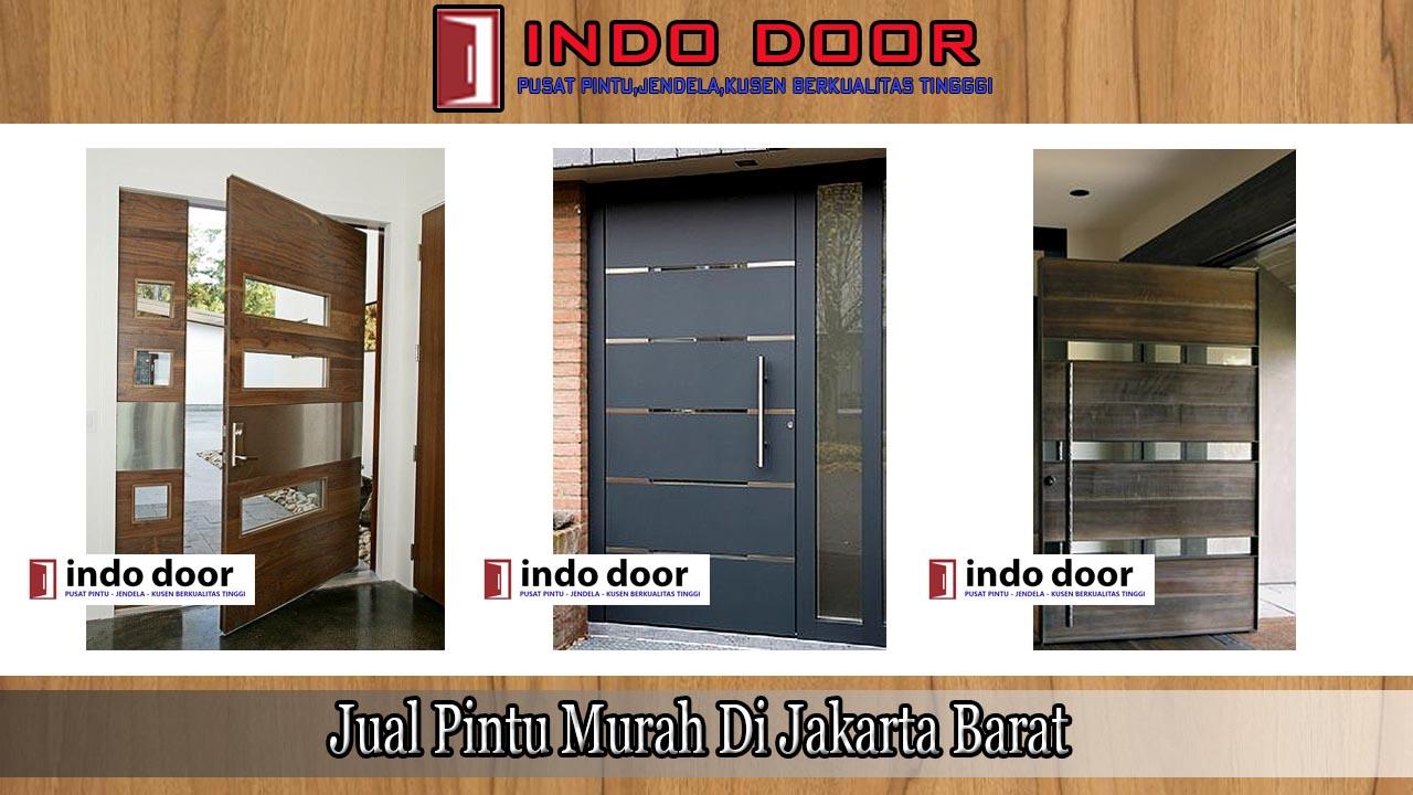 Jual Pintu Murah Di Jakarta Barat   Model Pintu Kayu ...