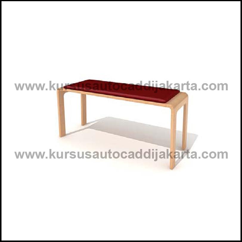Archmodels Kursi Sofa dan Meja 001
