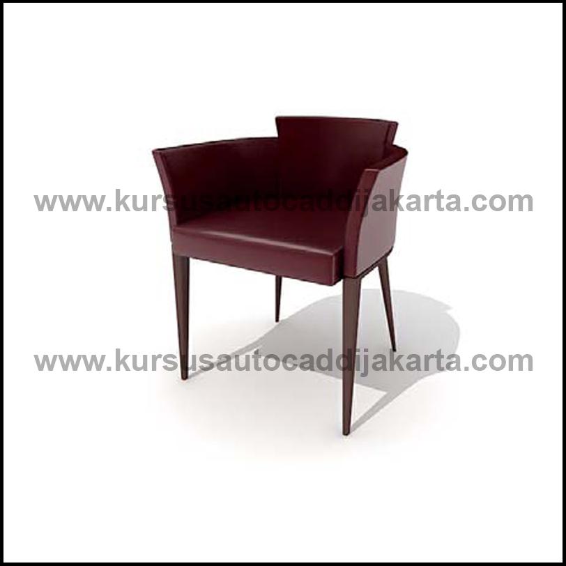 Archmodels Kursi Sofa dan Meja 005