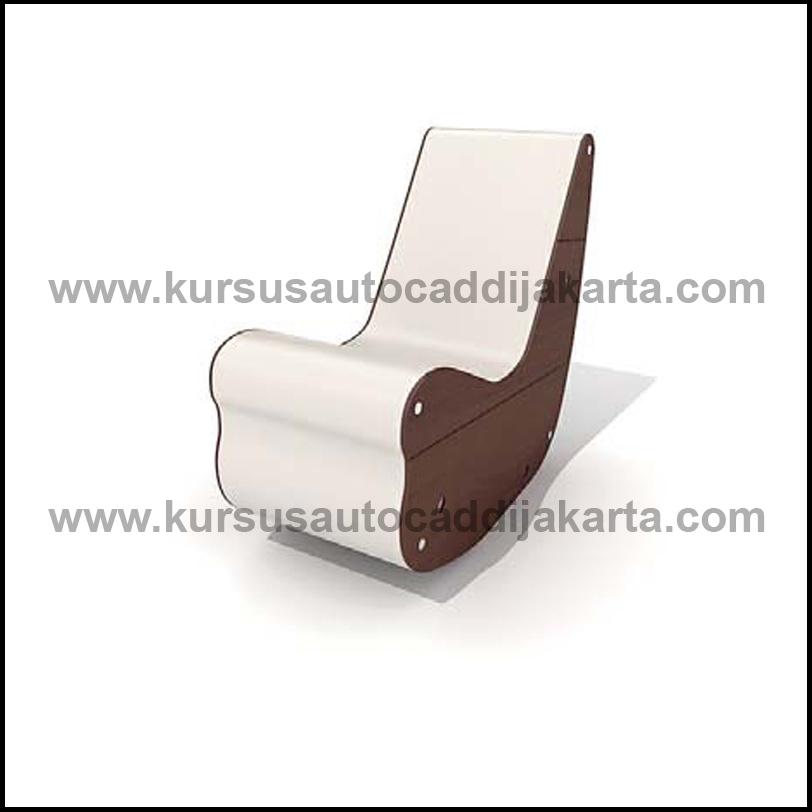 Archmodels Kursi Sofa dan Meja 008