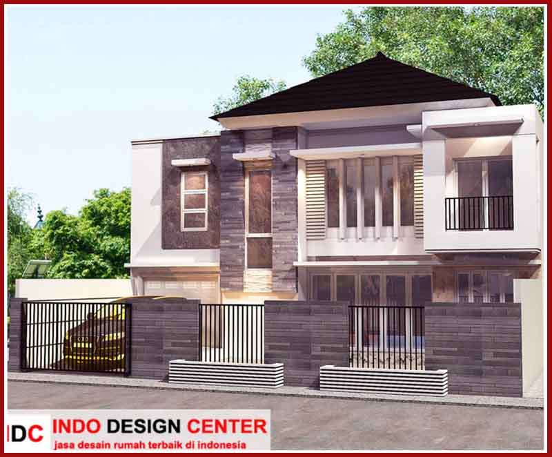 Contoh Model Rumah Minimalis Terbaru 2017 Yang Elegan dan Modern