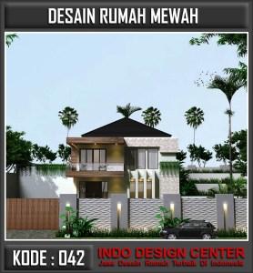 Arsitek Desain Rumah Mewah Pak Ridwan