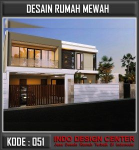 Arsitek Desain Rumah Mewah Pak Yulinasir