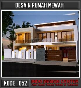 Arsitek Desain Rumah Mewah Pak Herlan