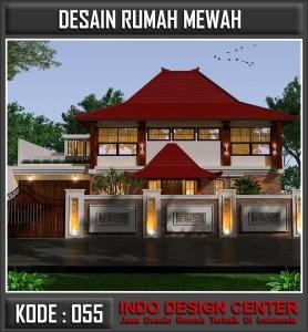 Arsitek Desain Rumah Mewah Pak Rudy