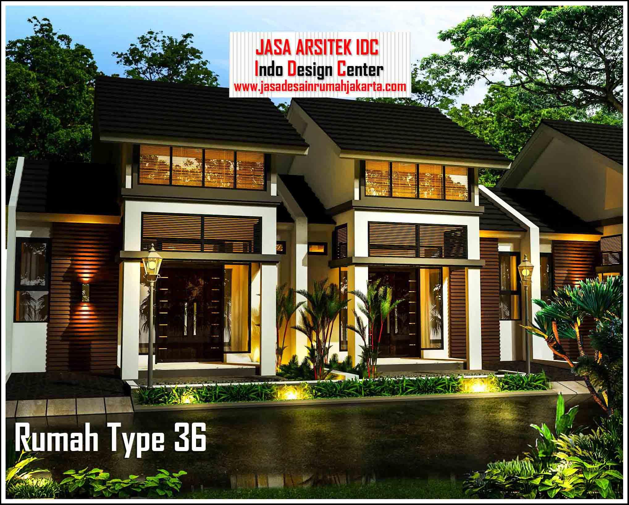 9800 Koleksi Desain Ruangan Rumah Kpr Type 36 HD Terbaik