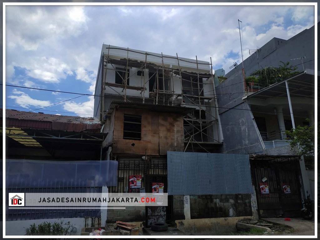 Realisasi Desain Ruko Pak Fong Di Jakarta Barat Kunjungan Februari 2019