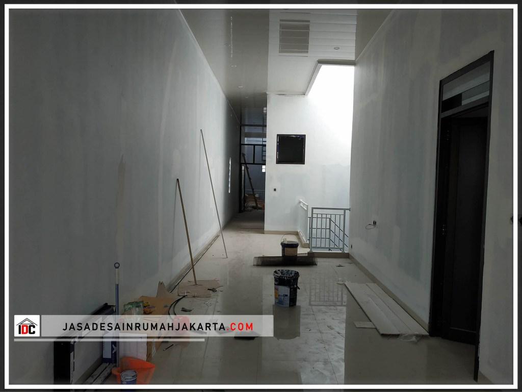 Realisasi Desain Rumah Minimalis Modern Pak Heri Di Jakarta Utara Kunjungan Februari 2019