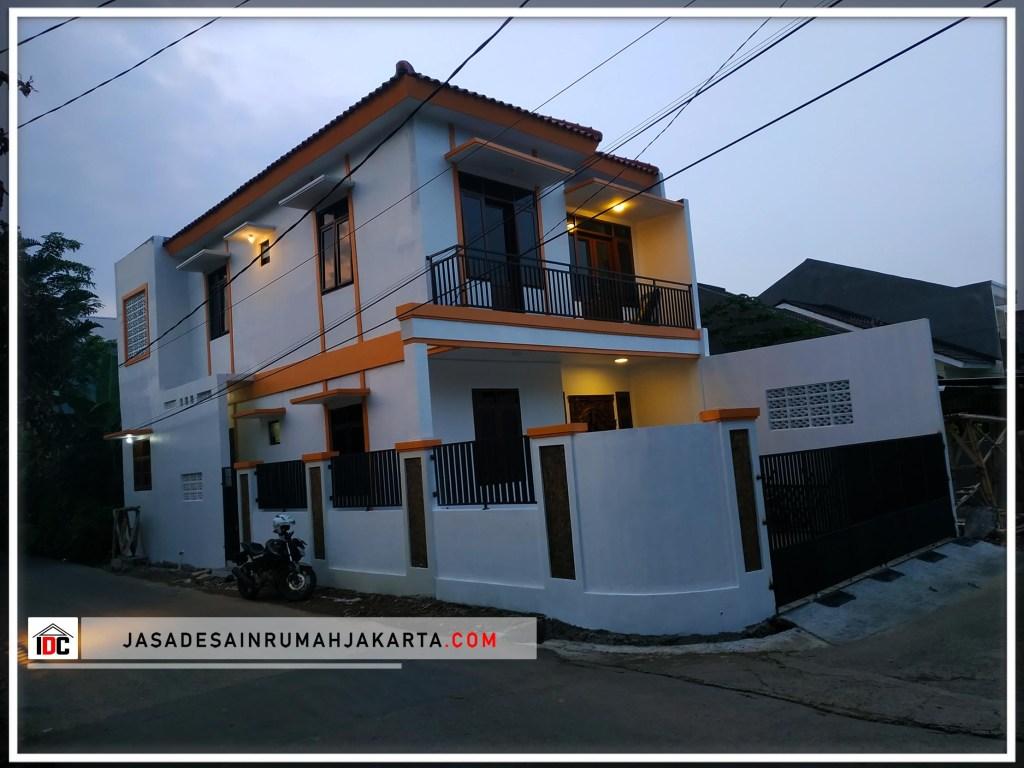 Realisasi Desain Rumah Minimalis Pak Bambang Kunjungan Februari 2019