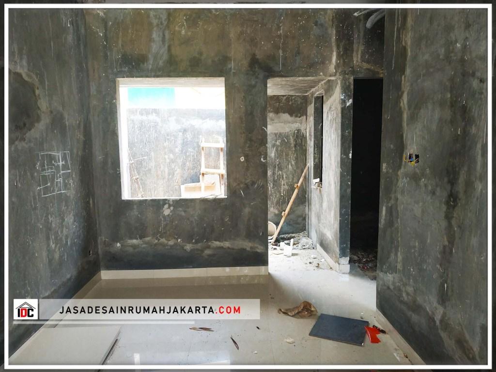 Realisasi Desain Rumah Minimalis Pak Robert 2 Di Jakarta Barat Kunjungan Feb 2019