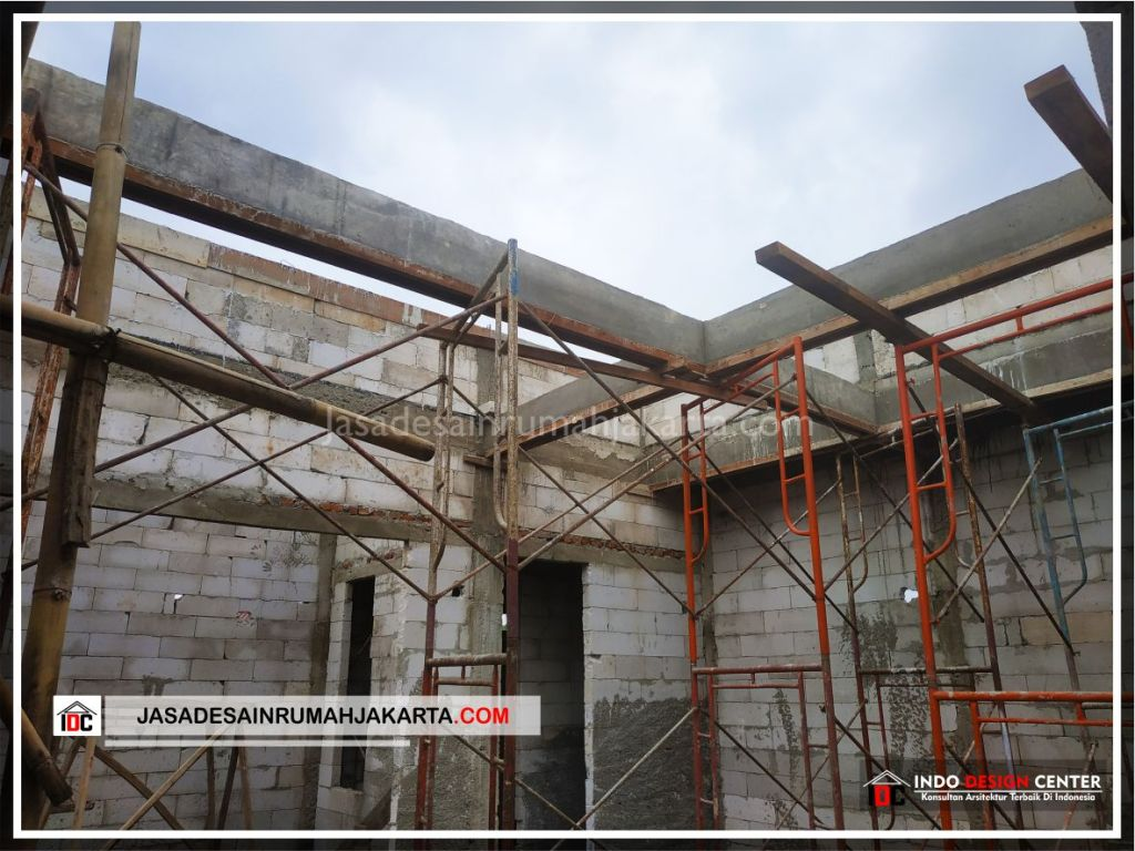 Struktur Balok Rumah Minimalis Bu Citra - Arsitek Gambar Rumah Klasik Modern Di Bekasi-Jakarta-Surabaya-Tangerang-Bandung-Jasa Konsultan Desain Arsitek Profesional