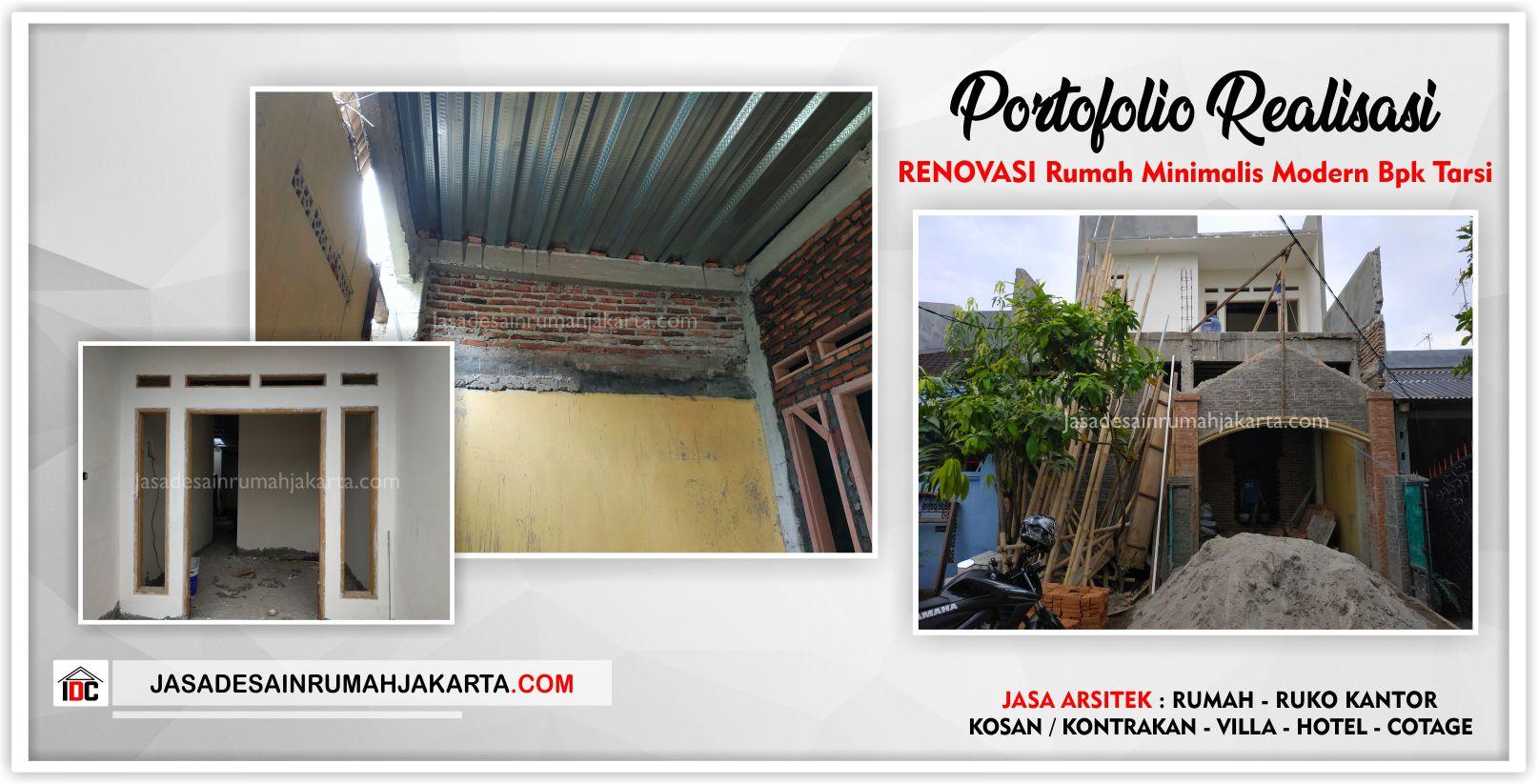 Realisasi Kunjungan Rumah Bpk Tarsi-Arsitek Gambar Desain Rumah Minimalis Modern Di Tangerang-Jakarta-Surabaya-Bekasi-Bandung-Jasa Konsultan Desain Arsitek Profesional 1