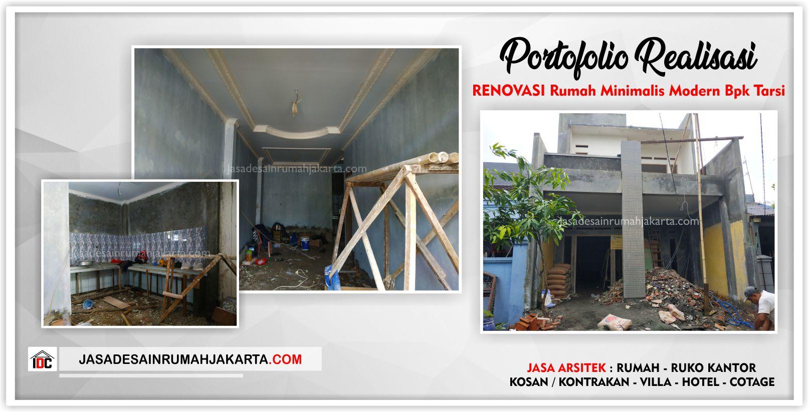 Realisasi Kunjungan Rumah Bpk Tarsi-Arsitek Gambar Desain Rumah Minimalis Modern Di Tangerang-Jakarta-Surabaya-Bekasi-Bandung-Jasa Konsultan Desain Arsitek Profesional 2
