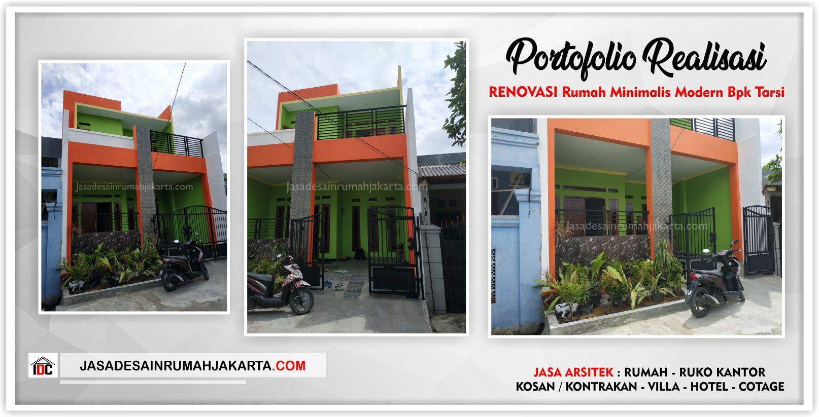 Realisasi Kunjungan Rumah Bpk Tarsi-Arsitek Gambar Desain Rumah Minimalis Modern Di Tangerang-Jakarta-Surabaya-Bekasi-Bandung-Jasa Konsultan Desain Arsitek Profesional 3