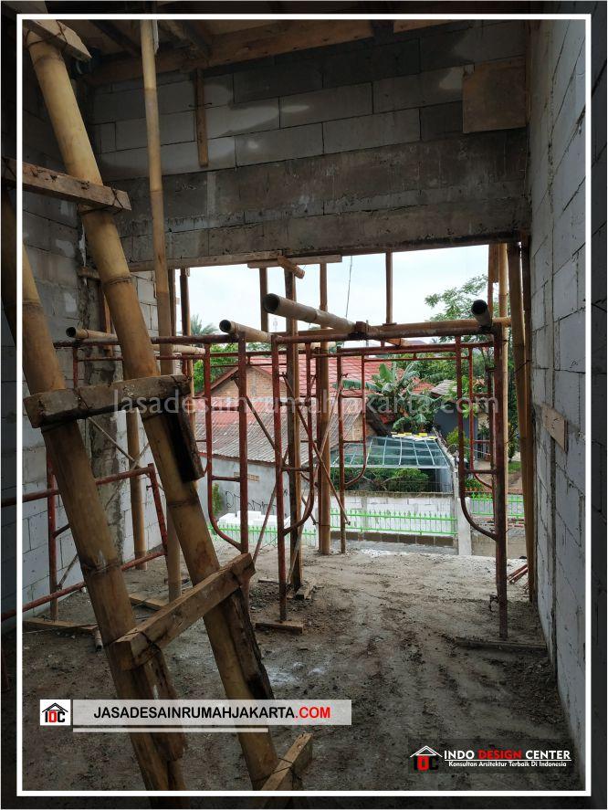 Area Lantai 2 Rumah Bpk Tito-Arsitek Gambar Desain Rumah Minimalis Modern Di Bekasi-Jakarta-Surabaya-Tangerang-Jasa Konsultan Desain Arsitek Profesional 1