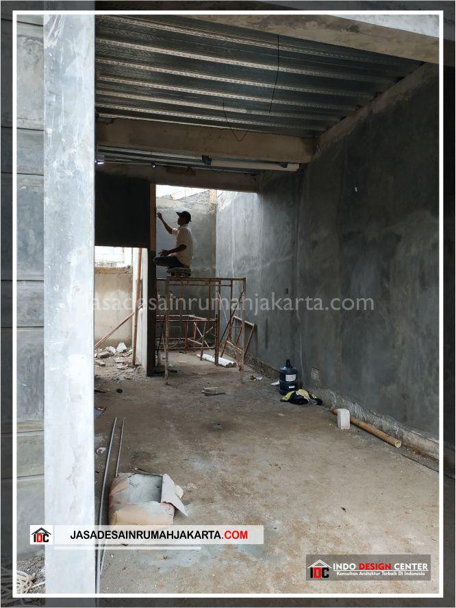 Plesteran Dinding Rumah Bpk Tito-Arsitek Gambar Desain Rumah Minimalis Modern Di Bekasi-Jakarta-Surabaya-Tangerang-Jasa Konsultan Desain Arsitek Profesional