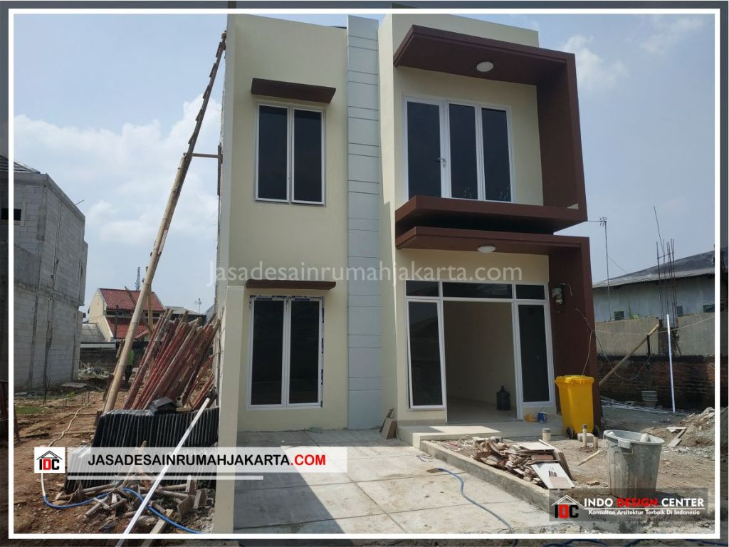 Realisasi Rumah Bpk Tito-Arsitek Gambar Desain Rumah Minimalis Modern Di Bekasi-Jakarta-Surabaya-Tangerang-Jasa Konsultan Desain Arsitek Profesional 2