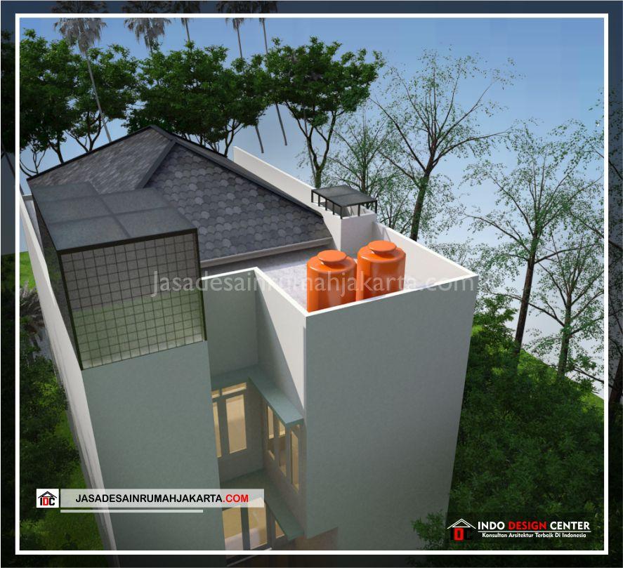 Rencana Desain Rumah Bpk Adi-Arsitek Gambar Desain Rumah Minimalis Modern Di Bekasi-Jakarta-Surabaya-Tangerang-Bandung-Depok-Jasa Konsultan Desain Arsitek Profesional 3