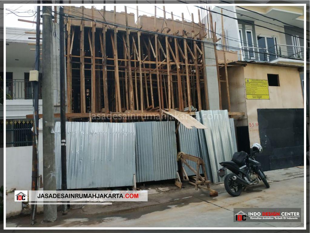 Struktur Balok Rumah Bpk Udin Huang-Arsitek Gambar Desain Rumah Minimalis Modern Di Jakarta-Tangerang-Surabaya-Bekasi-Bandung-Jasa Konsultan Desain Arsitek 1