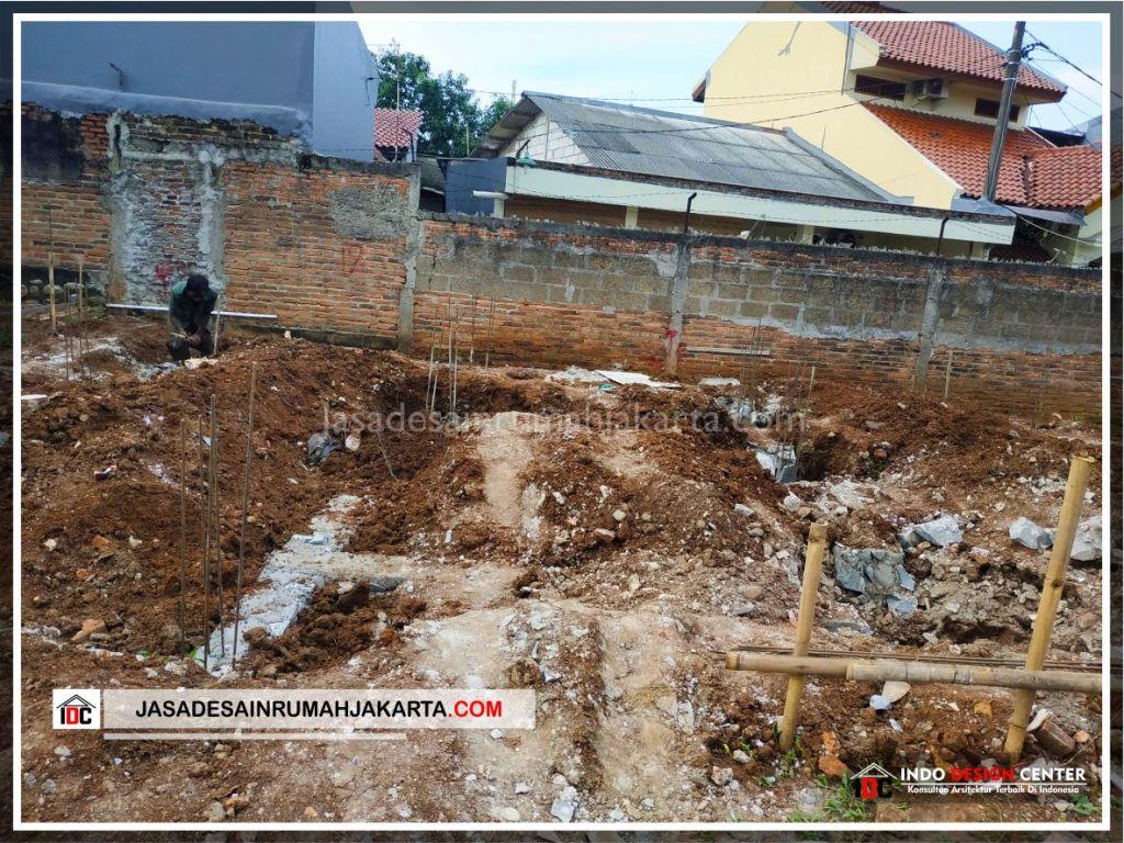 Struktur Pondasi Rumah Bpk Tito-Arsitek Gambar Desain Rumah Minimalis Modern Di Bekasi-Jakarta-Surabaya-Tangerang-Jasa Konsultan Desain Arsitek Profesional 2