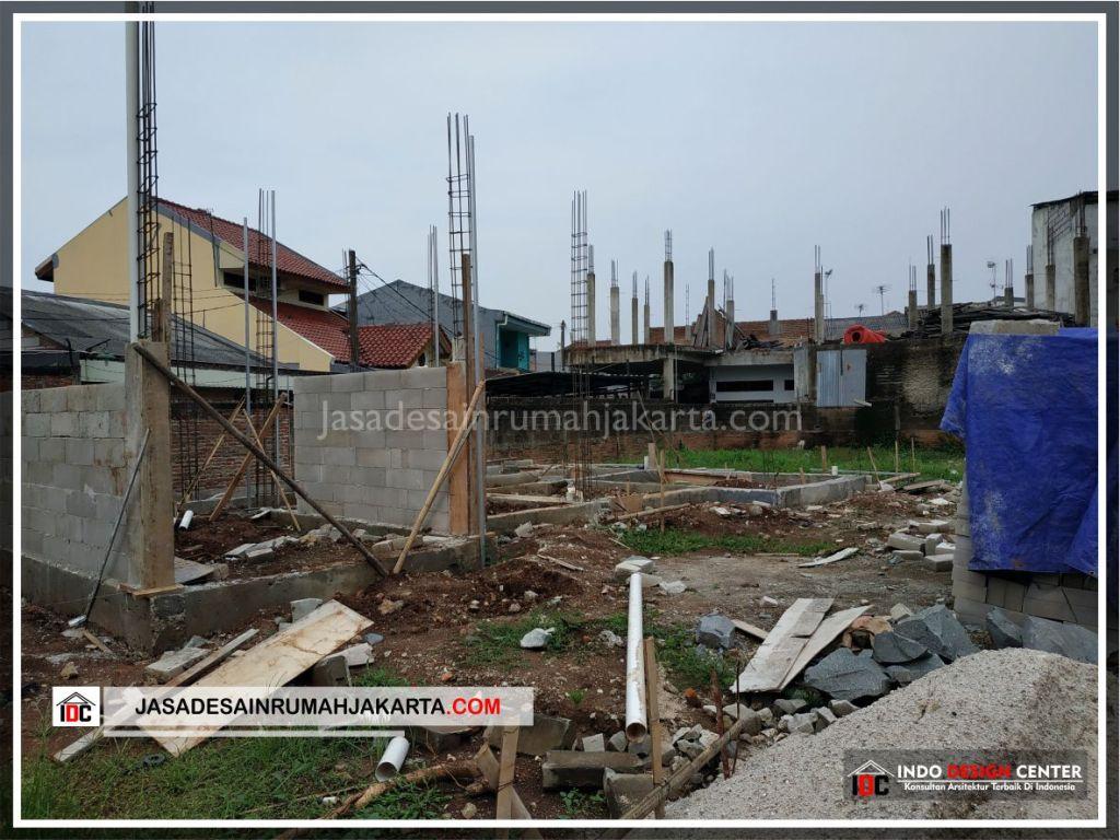 Tulangan Kolom Rumah Bpk Tito-Arsitek Gambar Desain Rumah Minimalis Modern Di Bekasi-Jakarta-Surabaya-Tangerang-Jasa Konsultan Desain Arsitek Profesional 2