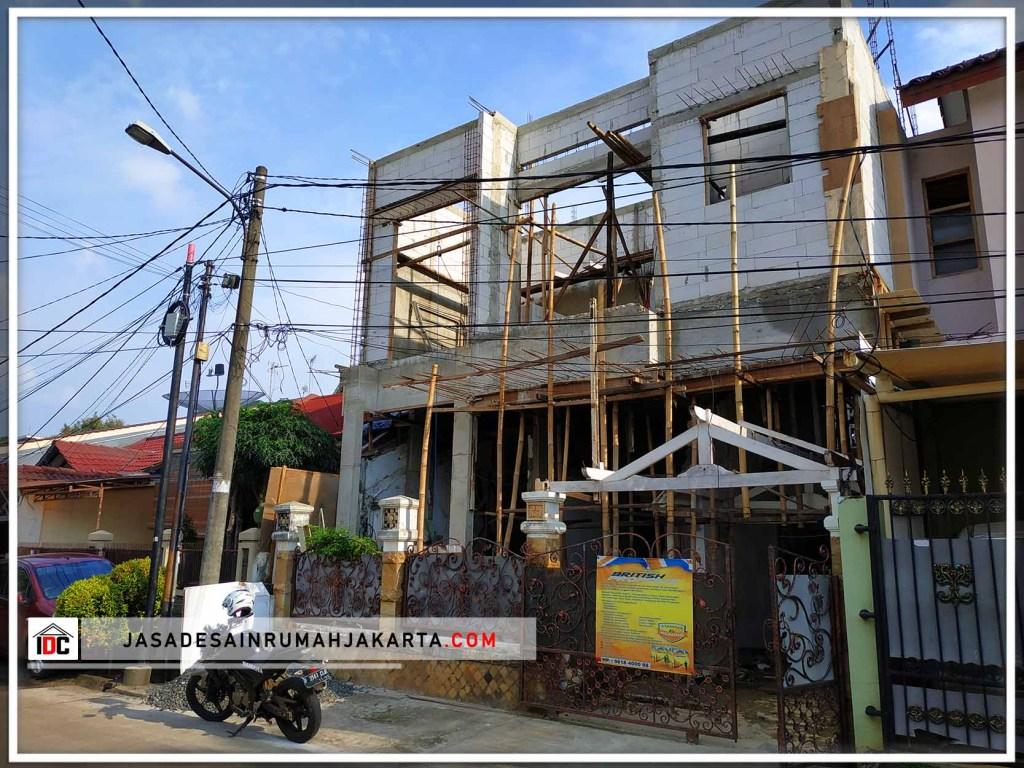 Jasa Desain Arsitek Gambar Rumah Minimalis Di Bekasi II Maret 19