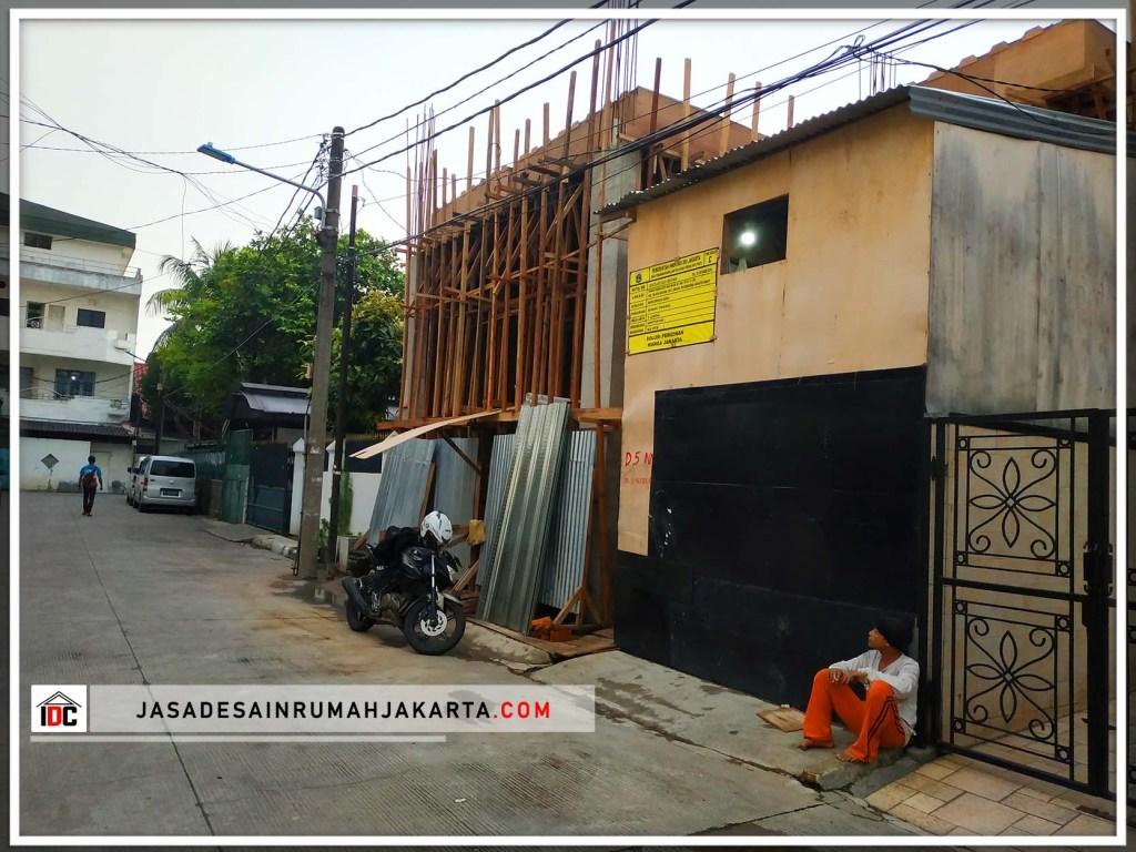 Jasa Desain Arsitek Gambar Rumah Minimalis Di Jakarta Barat Mart 19