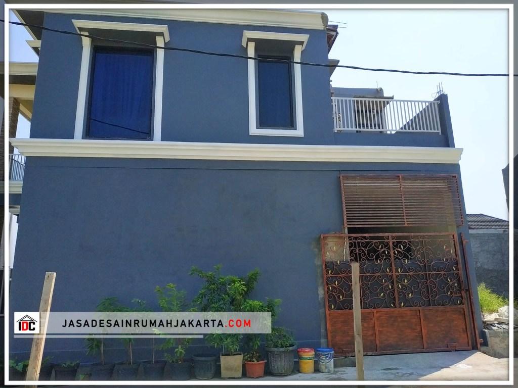 Realisasi Desain Rumah Mewah Minimalis Di Bekasi Mei 19