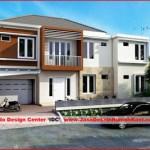 Desain Rumah Kost 2 Lantai Di Kebon Jeruk Cover