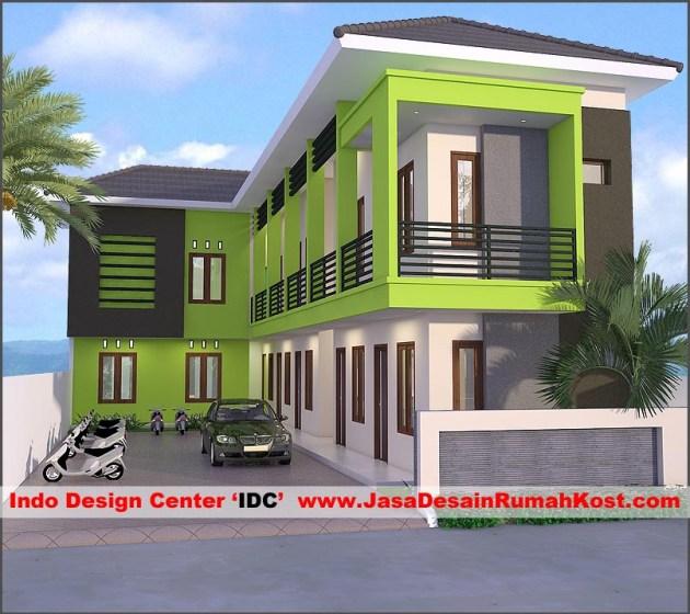 Desain Rumah Kost Di Cawang 2